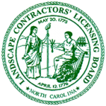 North Carolina Landscape Contractors License