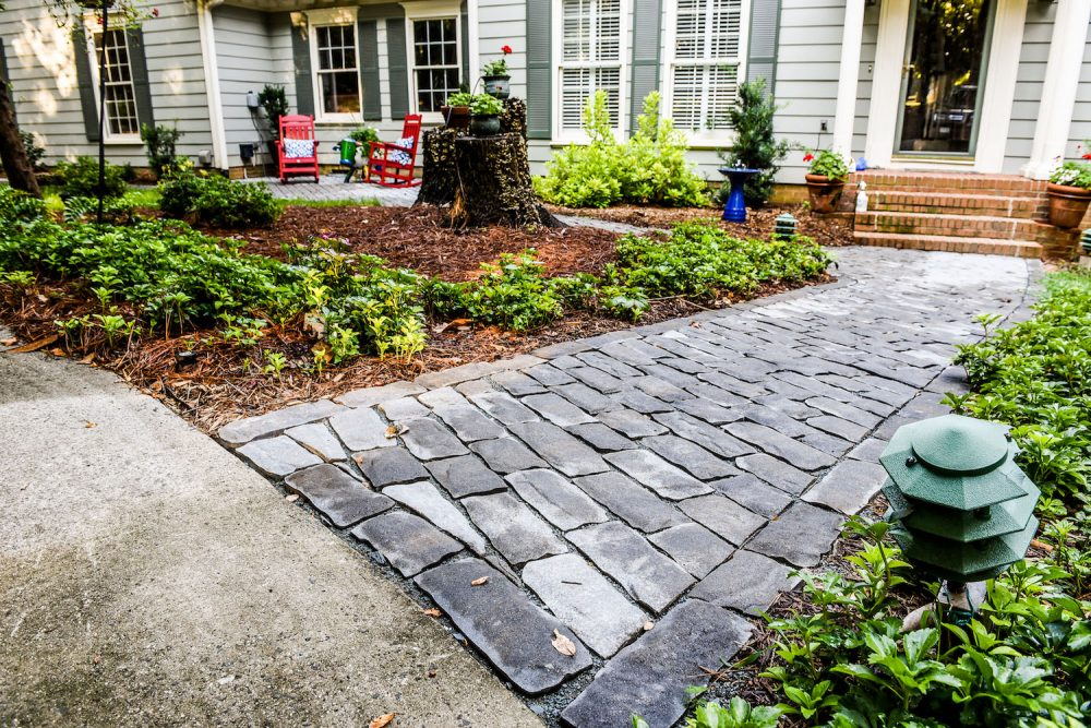 Old World Patio Ecogreen Landscaping